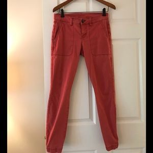 Cabi size 2 red pants